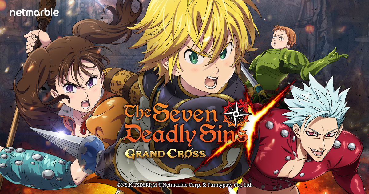 7DS - Grand Cross