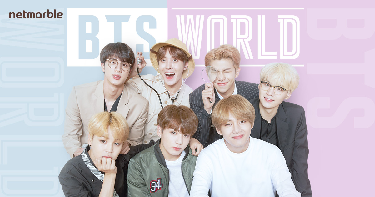 BTS WORLD - Netmarble
